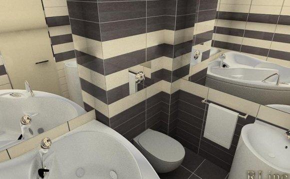 кафельная плитка в ванную