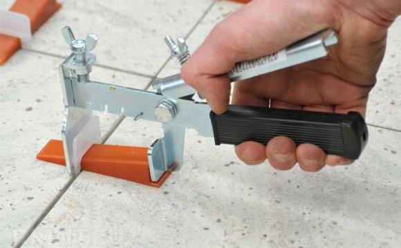 системы для укладки плитки